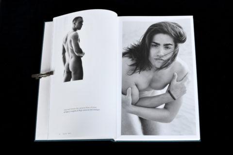 Buchgestaltung für Fotoprojekt