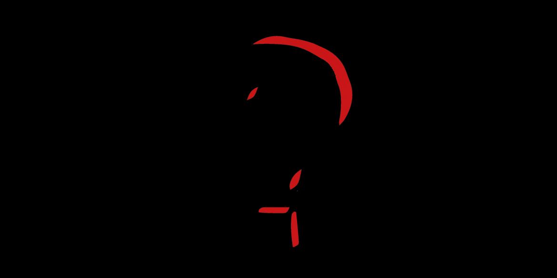 Ein Fragezeichen im illustrationsstiel von Signito der Signaletikagentur aus Zürich